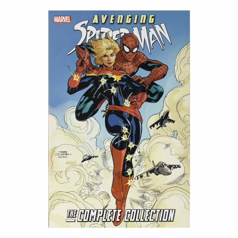 Avenging Spider-Man (The Complete Collection)