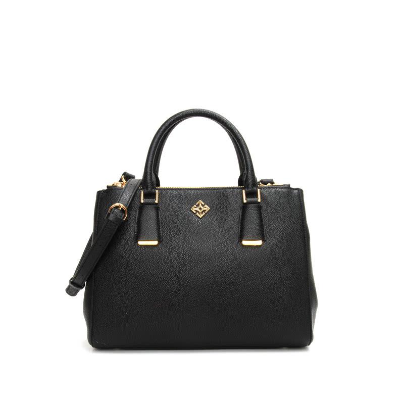 Gobelini Collen Satchel Bag Black