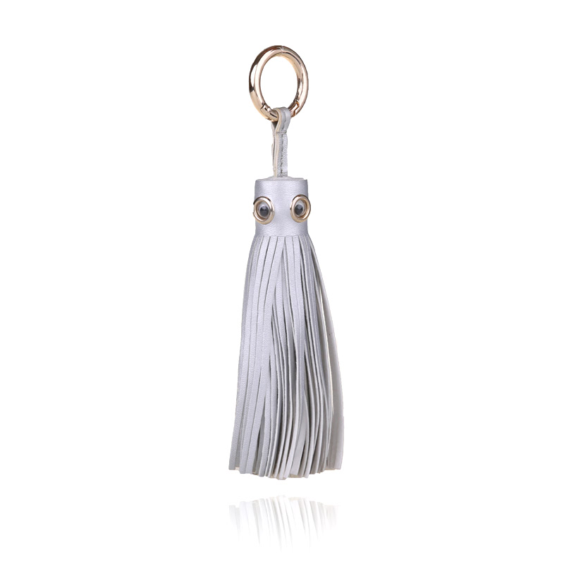 Nila Anthony Accessories Tas Tassel Silver