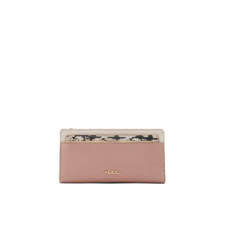 Aldo Ladies Wallet OCOISSA-003 Black White