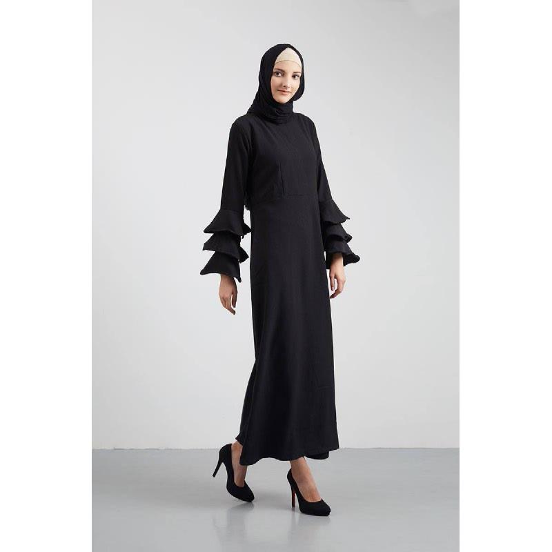 Selena Dress Black