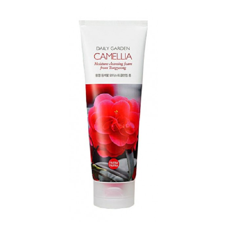 Daily Garden Camellia Cleansing Foam