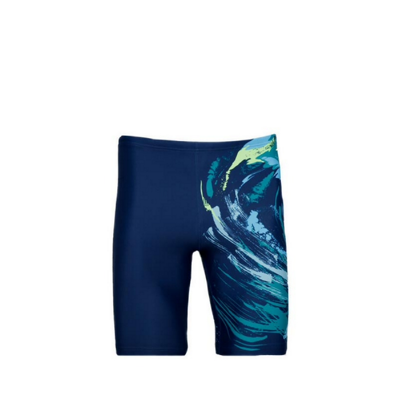 Adidas Swim Fitness Jammer Men Swimwear Blue