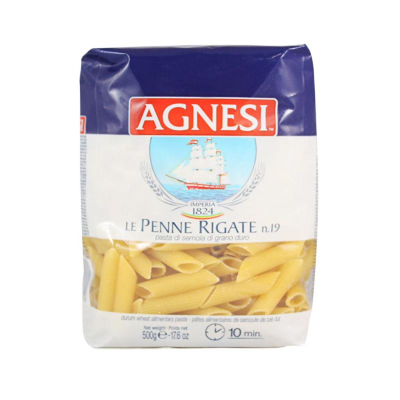 Agnesi Penne Rigate 500G