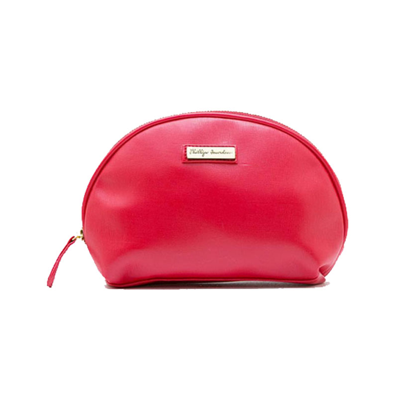 Phillipe Jourdan Caroline Pouch Red