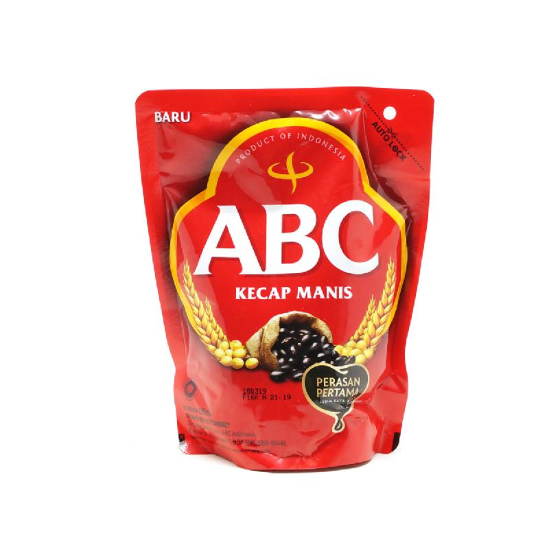 Abc Kecap Manis Pouch 225 Ml