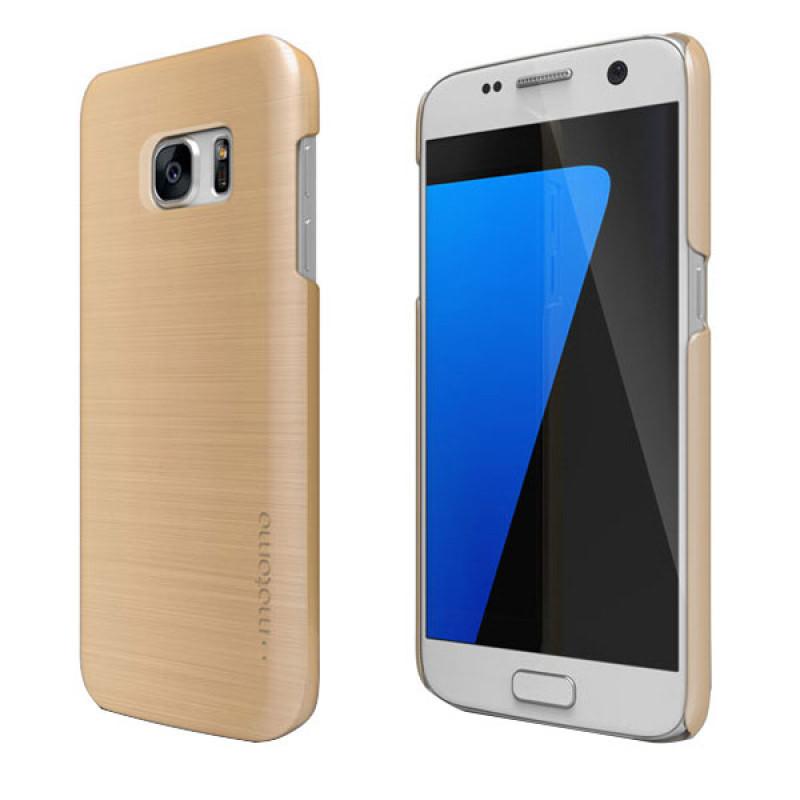 Motomo INO Slim Line Case For Galaxy S7 - Gold