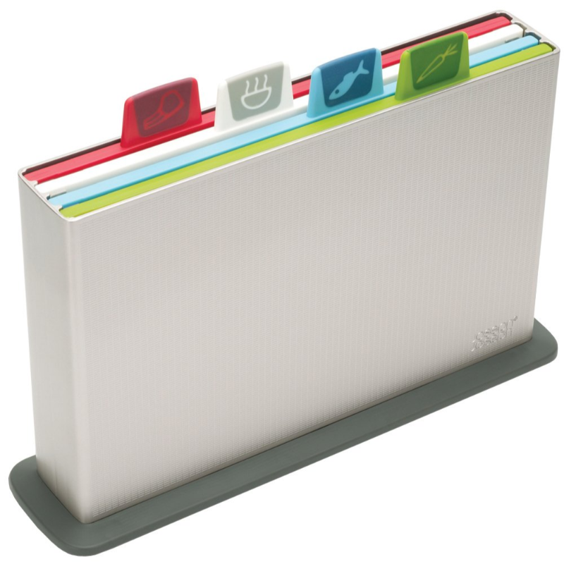 Joseph Joseph Index Chopping Board - Silver - 60026
