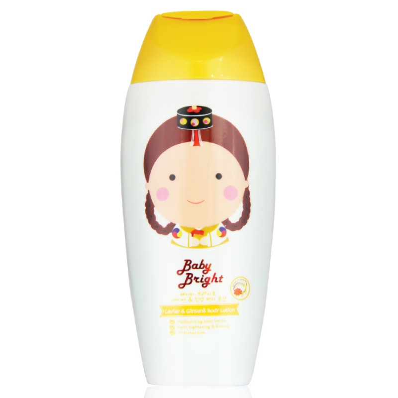 BABY BRIGHT CAVIAR & GINSENG LOTION 150ML