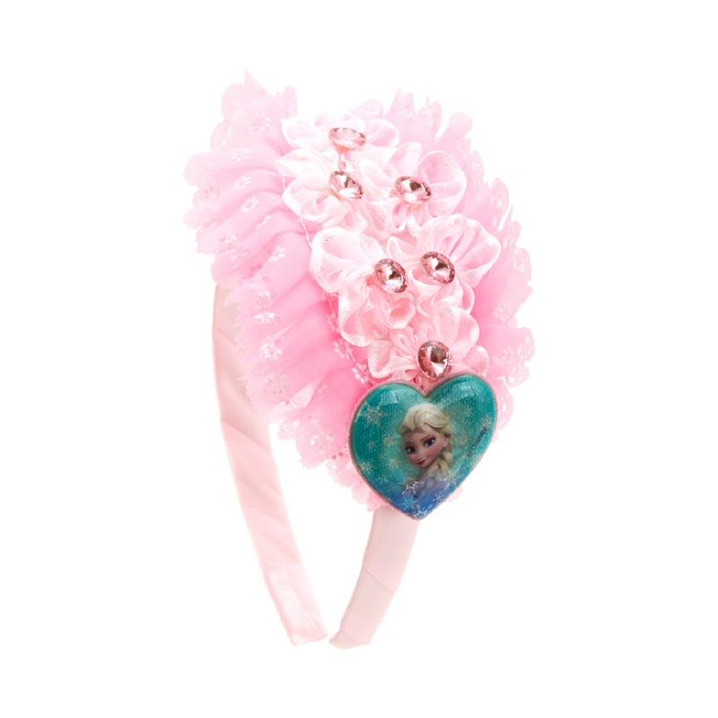 Frozen Hairbands Pink