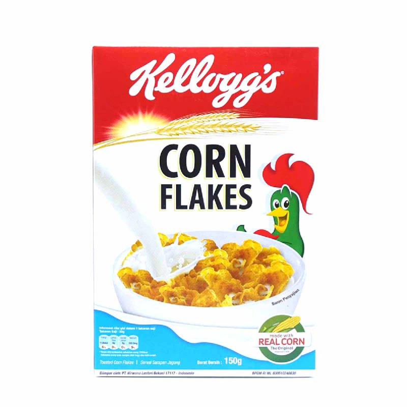 KELLOGS CORN FLAKES 150 GR