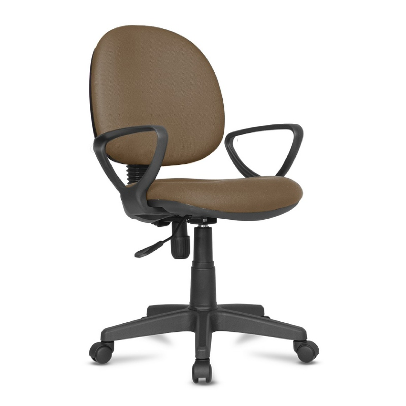 Kursi kerja kursi kantor BK Series - BK24 Café Brown