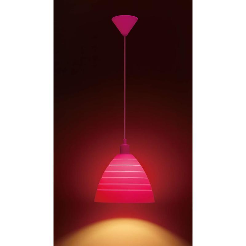 Philips Suspension Light Pendant Red 41057