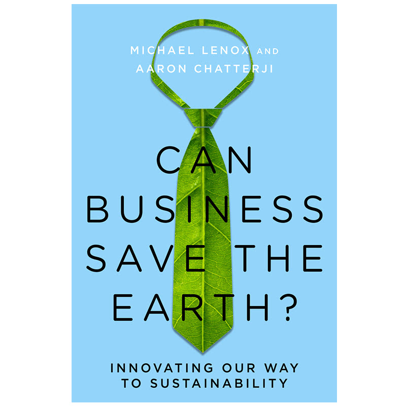 Can Business Save the Earth