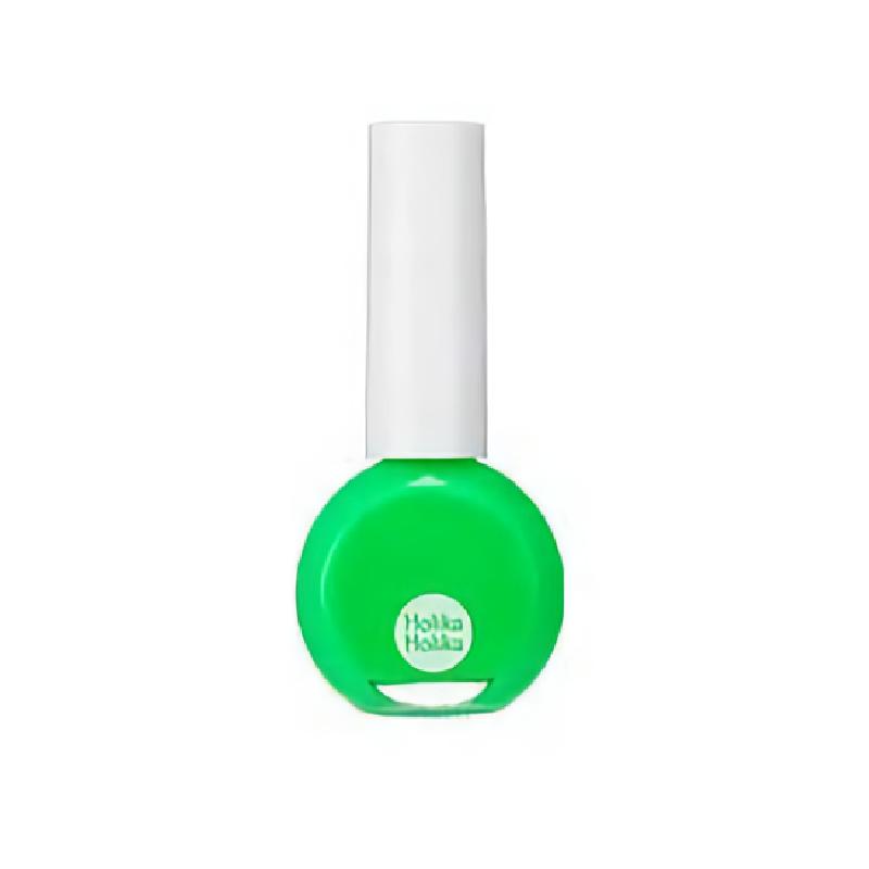 Neon Beam Nails 02 Summer Green