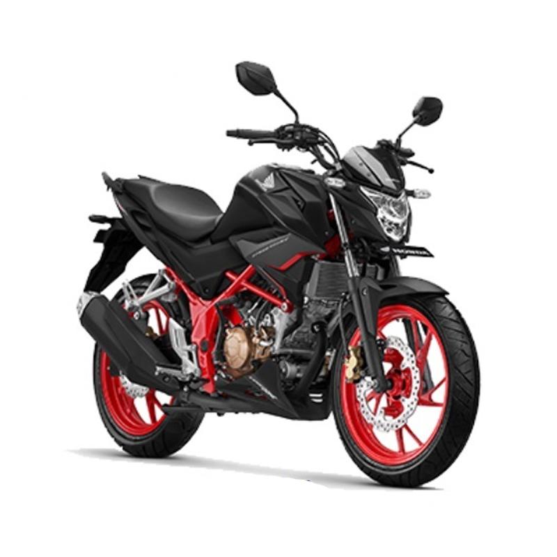 Honda CB150R STREETFIRE SE Raptor Matte Black (Jabodetabek)