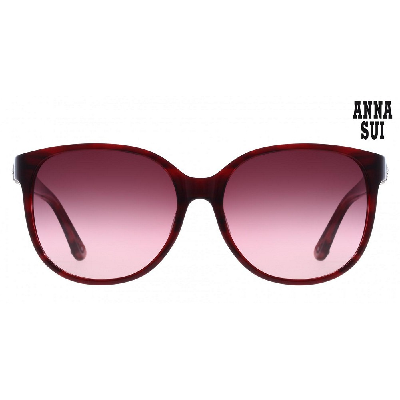 Anna Sui Women Sunglasses S-AU-AS1014-1-203-57 Red