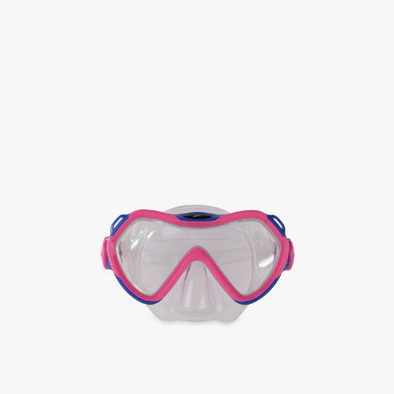Speedo Junior Unisex Single Lens Combo Pink