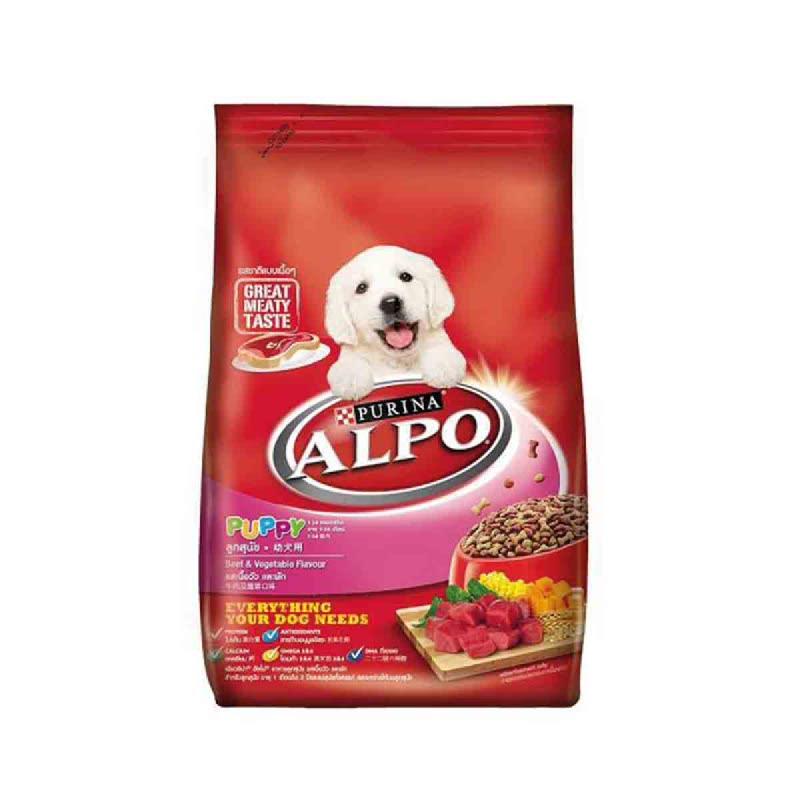 Alpo Adult Beef +Liver+Vegetable 3000 Gr