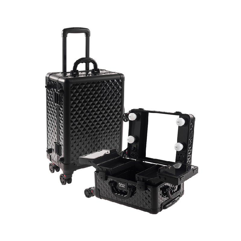 Black Diamond S Case with Basic LED & Stereo