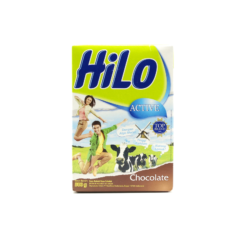 Hilo Active Chocolate 500 Gr