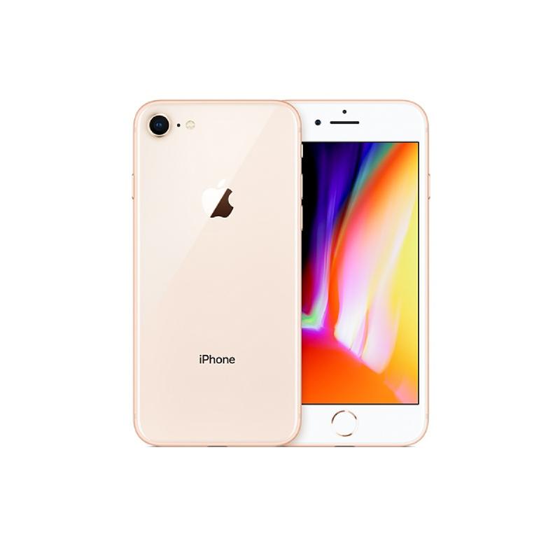 iPhone 8 256GB Gold Bundling Indosat 150rb Perbulan (1thn)
