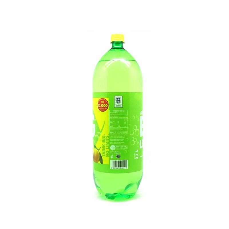 Big Cola Lime Pet 3.1L
