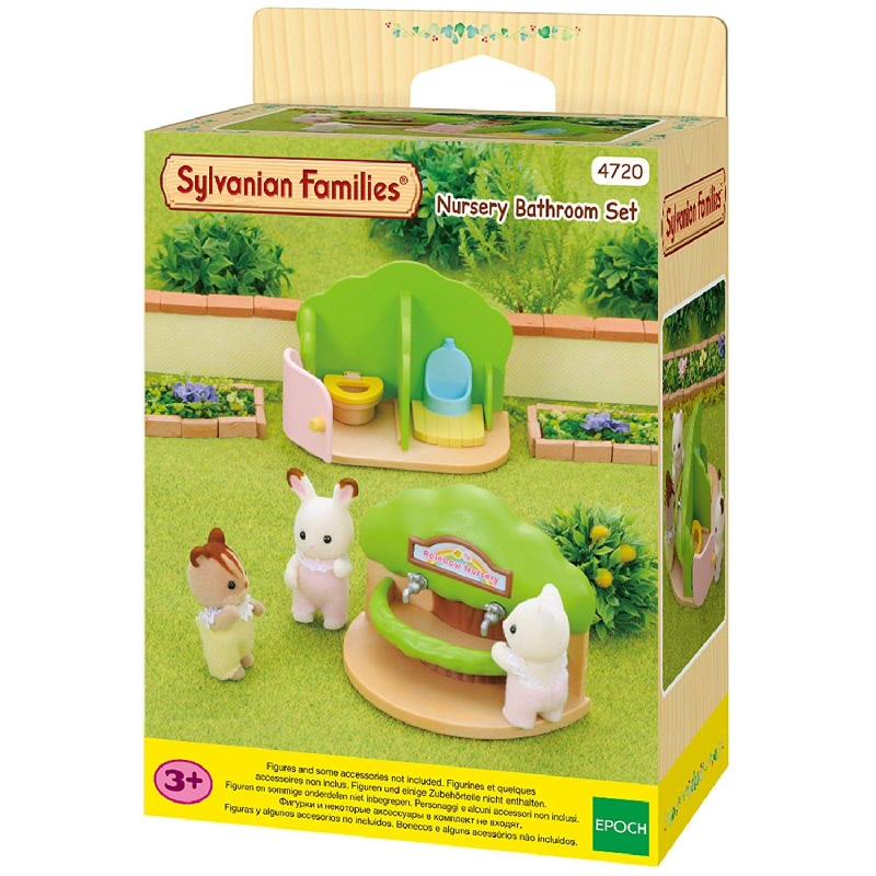 Sylvanian Families Nursery Bathroom Set ESFK47200