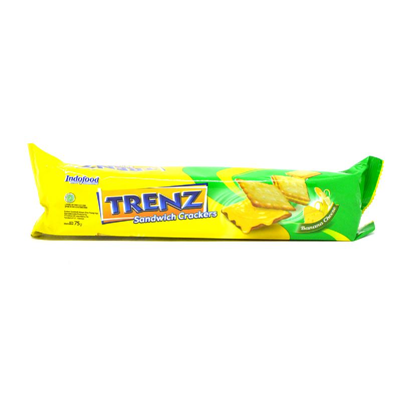 Trenz Banana Cheese 75G