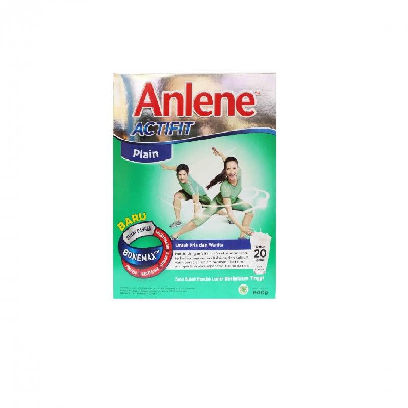 Anlene Actifit Plain  600G