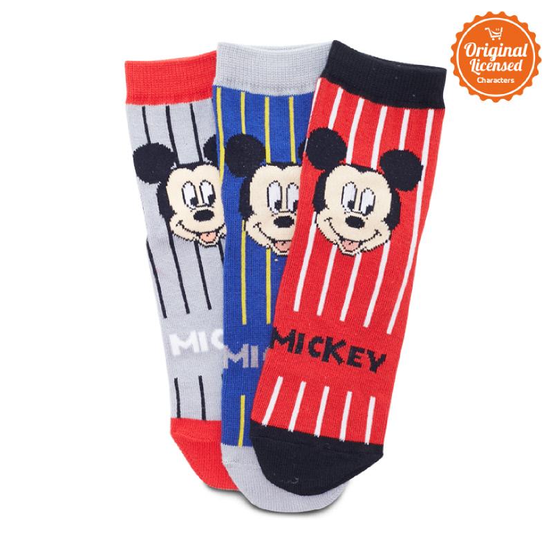 Mickey and Friends Sock Kids 2-4 Tahun NM8GA012