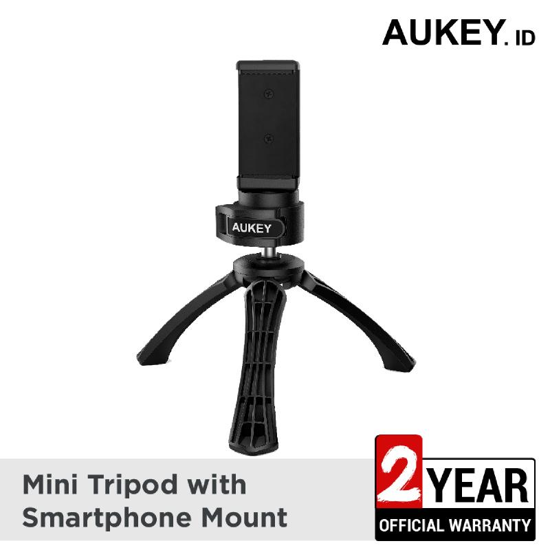 Aukey Holder Mini Tripod with Smartphone Mount - 500237