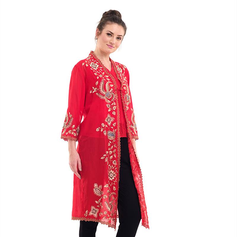 Batik Chic Kebaya Merah