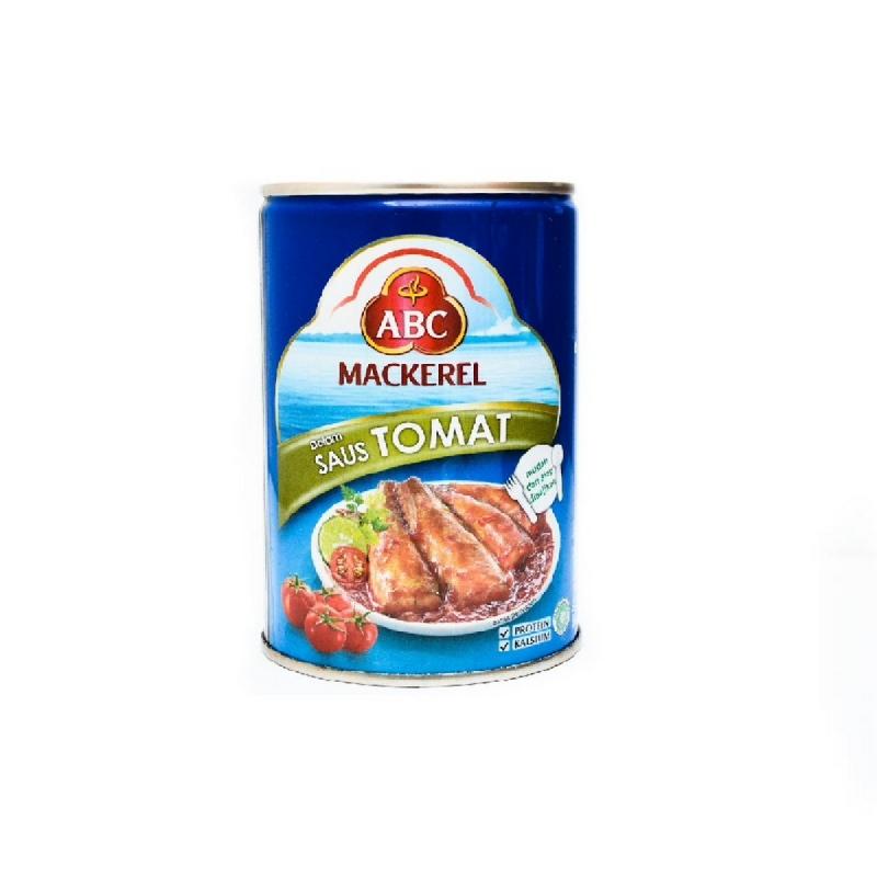 Abc Mackarel Tomat Kecil 155 Gram