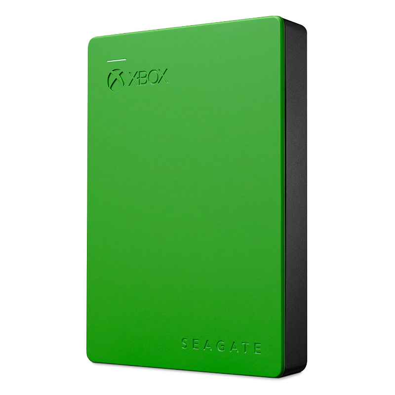 Seagate® Game Drive for XB 4TB GREEN