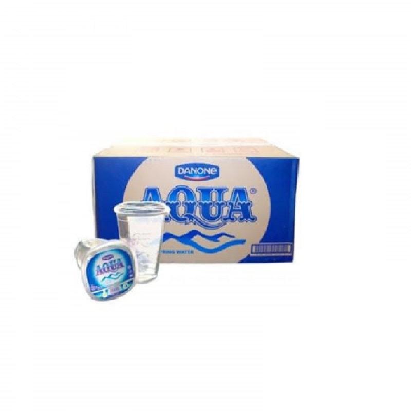 Aqua Mineral Water 220 Ml 1 Karton