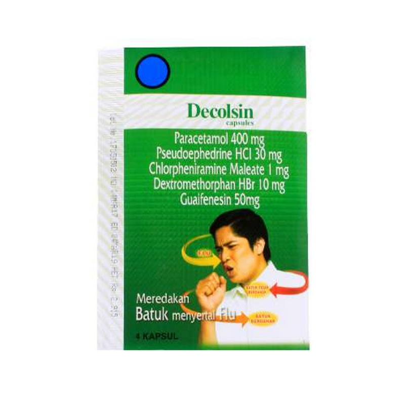 Decolsin Strip