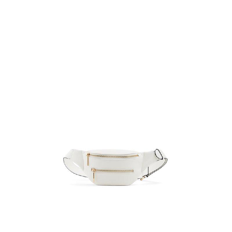 Aldo Ladies Waist Bags MONIQUA-100 White