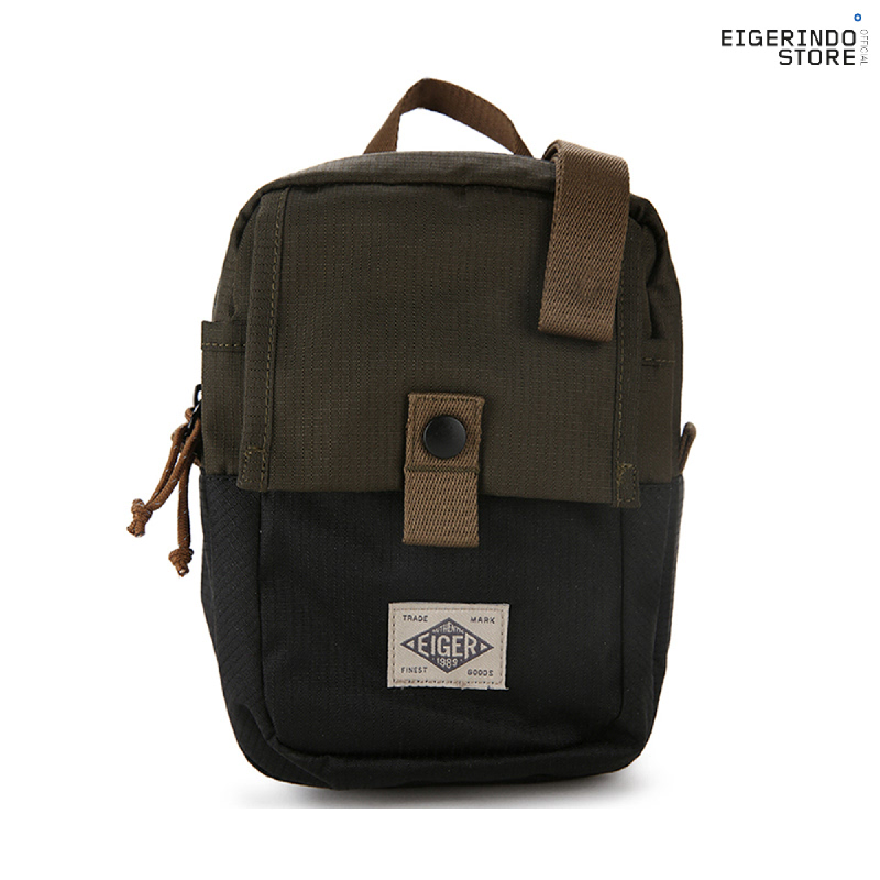 EIGER 1989 Wanderdrift 2.0 Travel Pouch 3L - Brown