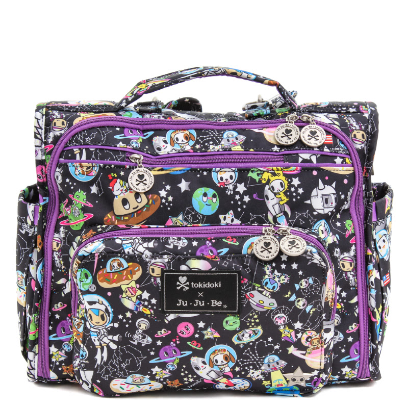 tokidoki x Ju-Ju-Be B.F.F. Diaper Bag - Space Place