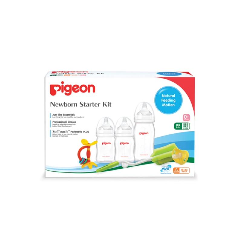 Pigeon Newborn Starter Kit W-Pp Wide Ne