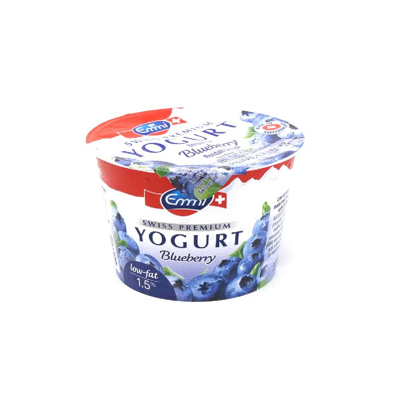 Emmi Blueberry Yoghurt 100Gr