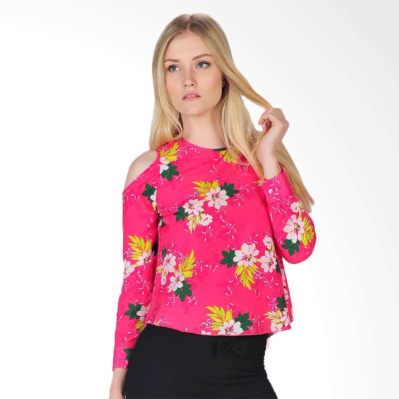Palermo Women's Blouse - Pink