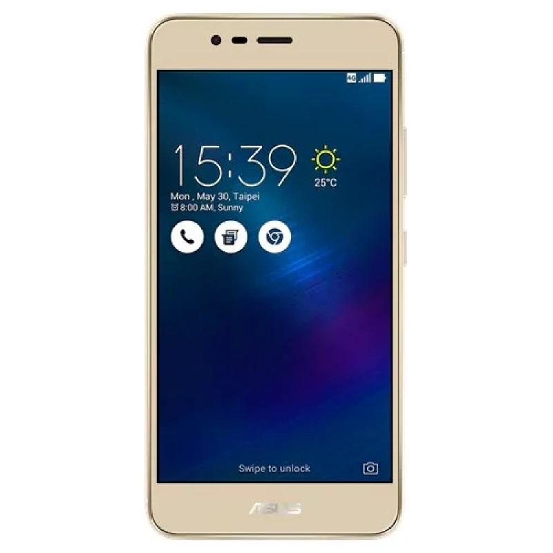 Asus Zenfone 3 Max (ZC520TL) Smartphone - Gold [2GB,32GB]