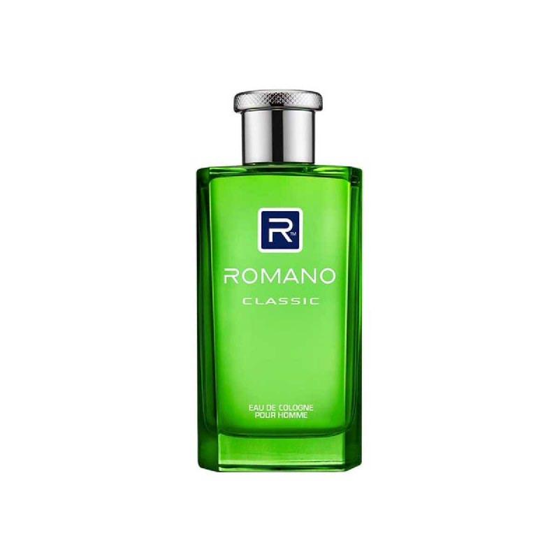 Romano Men Eau De Cologne Classic 100 Ml
