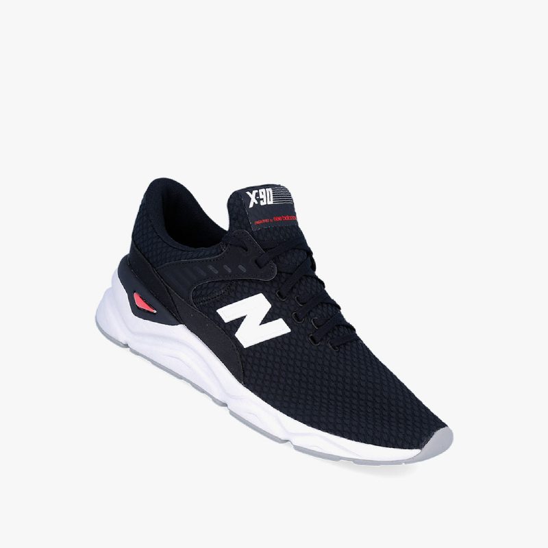 New Balance X90 Stretch Knit Men Shoes Black