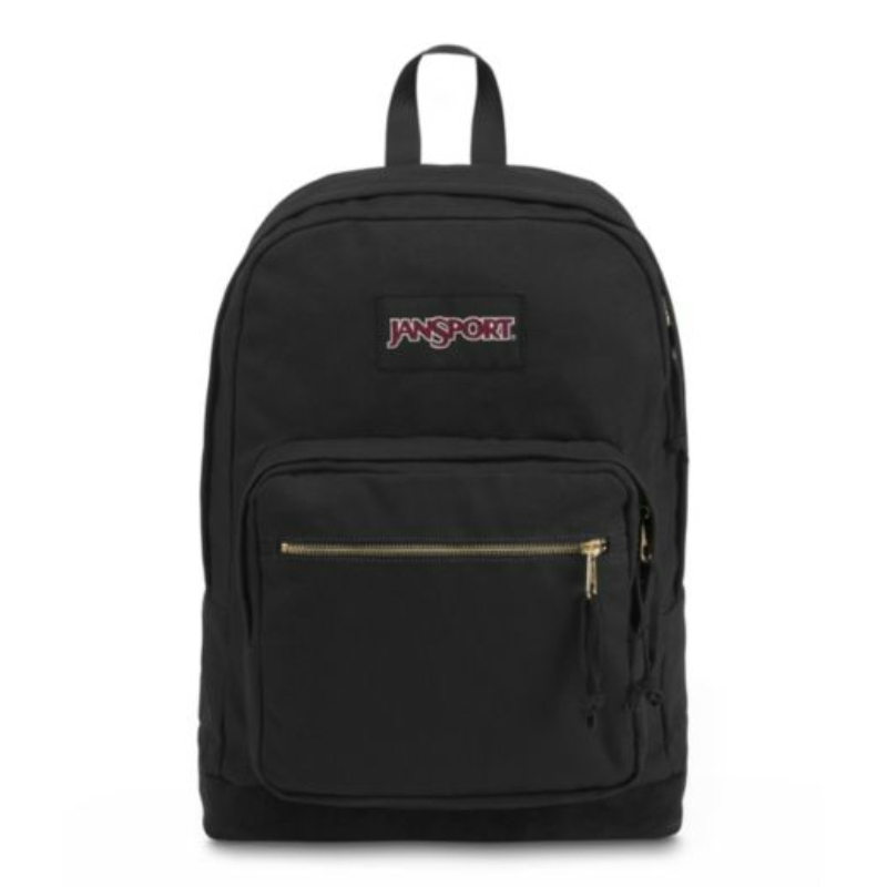 Jansport LBJRPTZR60UQ Right Pack Expressions Black Gold