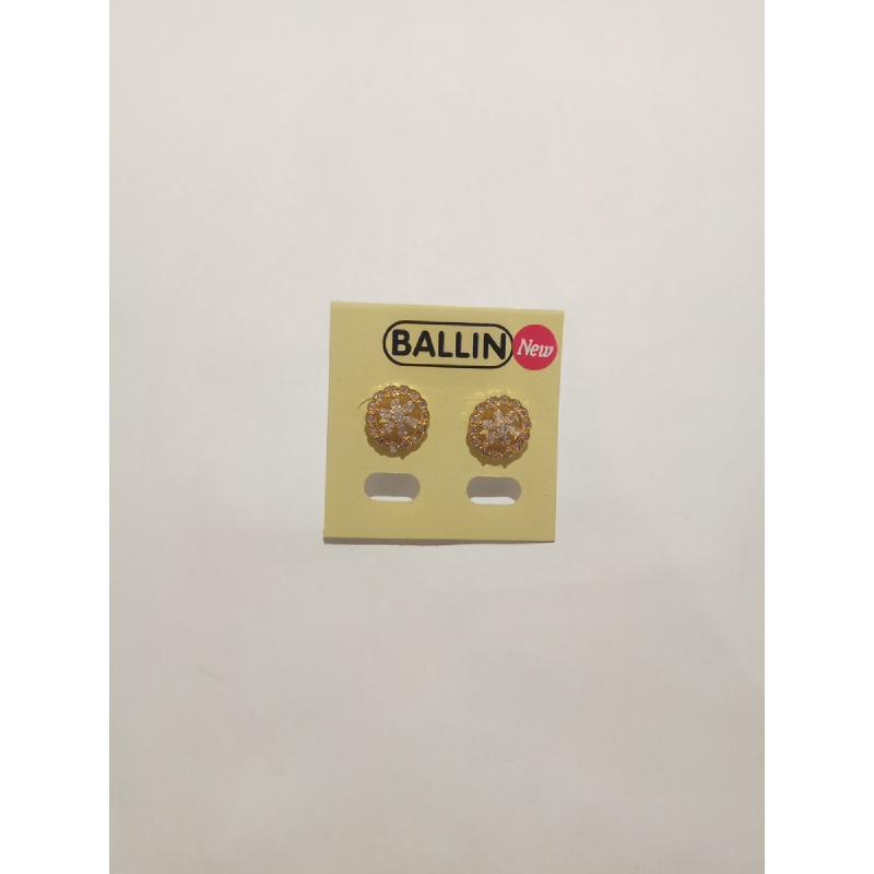 Ballin - Women Earring FF E0135G Gold