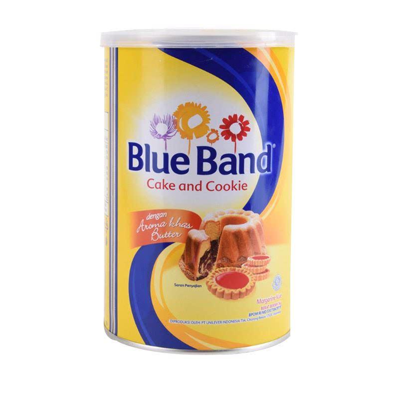 Blue Band Cake & Cookies Tin 1 Kg