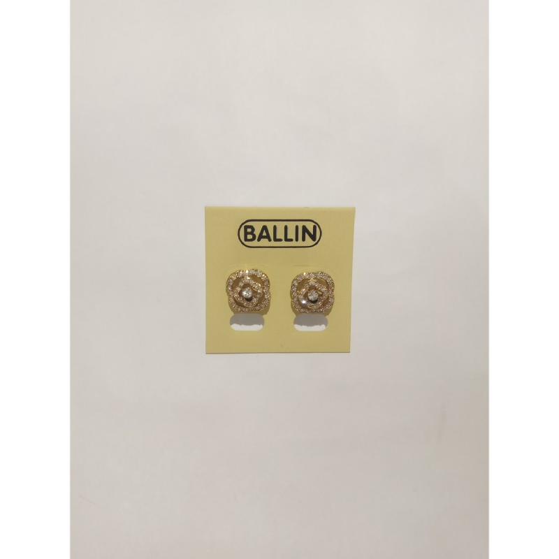 Ballin - Women Earring GD E23210G gold